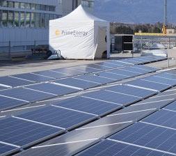 installateurs de panneaux solaires en Suisse