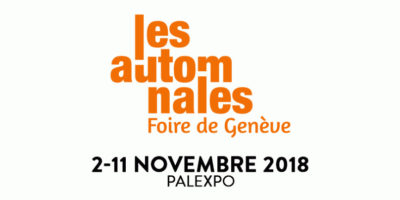 affiche Automnales 2018